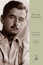Light in August by William Faulkner (Hardback, 2002)