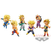 Dragon Ball Legends Collab World Collectable Figure WCF vol.1 All 6 type set