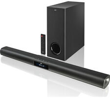 JVC TH-WL515B 2.1 TV SOUND BAR SPEAKER 220W WIRELESS SUBWOOFER BLUETOOTH HDMI