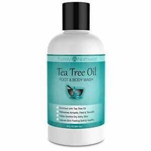 Antifungal Soap Tree Oil Helps Treat Athletes Foot Ringworm Nail Fungus