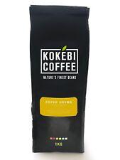 Freshly Roasted Coffee Beans - Kokebi Super Crema 1KG
