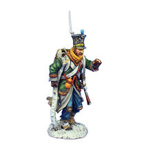 First Legion: NAP0494 Polish Fusilier Trudging with Birch Walking Stick