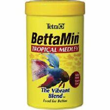 New listing Tetra BettaMin Tropical Medley Fish Food .81 oz