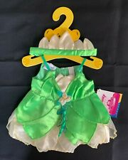 Build-A-Bear Disney Tiana Dress **NEW WITH TAG**