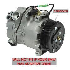 A/C Compressor-CSE717 Compressor Assembly UAC fits 07-10 BMW X5 3.0L-L6