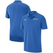 Nike Kentucky Wildcats Basketball Team Performance Polo Size XXL