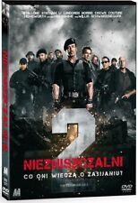NIEZNISZCZALNI 2 (THE EXPENDABLES 2) - DVD