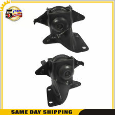 For Front Left & Right Engine Motor Mount 5117 5118 1987-1993 Ford Mustang 2.3L