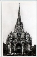 Rouen France Frankreich CPA 1930/40 Église Saint Maclou Partie an der Kirche