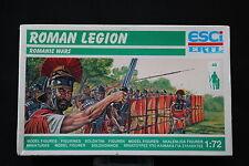 YB156 ESCI 1/72 maquette figurine P-224 Légionnaires Romains Guerres Romaines NB