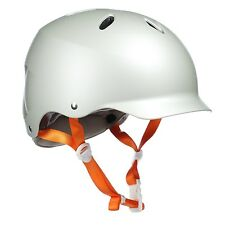 Bern Satin Delphin Grey 2015 Lenox Thin Shell-eps Foam Womens MTB Helmet