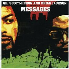 Gil Scott-Heron, Brian Jackson - Anthology: Messages [New CD]