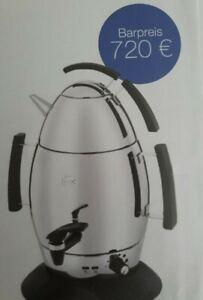 AMC Samowar Tee und Wasserkocher Turbo Star Art.Nr.: 10012504 Originalverpackung