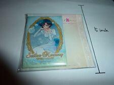 Sailor Moon Crystal Square badge Mercury
