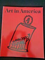Art in America Magazine March 2015 Robert Gober MoMA Jaanus Samma Simon Denny Ad