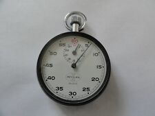 Swiss Made Meylan Mechanical Wind Up Stop Watch Stopwatch