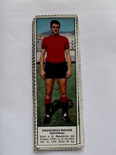 Figurina Calciatori Album Tempo 1966-67 - SALERNITANA Francesco Rosati   [AF]