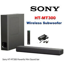SONY HT-MT300 Compact MIni Soundbar 2.1CH with Wireless Subwoofer Home Speakers