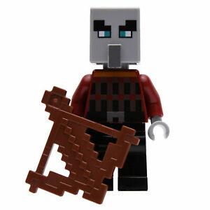 LEGO Minecraft21159  Pillager Minifigure - NEW