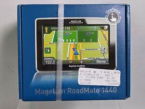 NIB NEW Magellan RoadMate 1440 4.3-Inch Portable GPS Navigator A-14