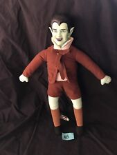 THE MUNSTERS COLLECTOR'S ITEM EDDIE MUNSTER DOLL TOY WORKS