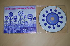 3 Monster - Daydream in blue. CD-Single (CP1706)
