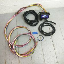 Wire Harness Fuse Block Upgrade Kit for 1933 Mopar Chrysler street rod rat rod