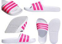Sandali da donna Adidas ADILETTE AQUA EF1748 scarpe ciabatte piscina mare doccia