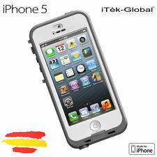 Funda Carcasa Redpepper igual  Lifeproof  Acuatica Sumergible iPhone 5 5s blanca