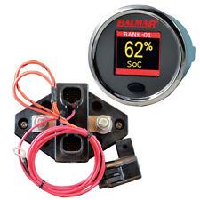 Balmar SG200 Battery Monitor Kit w/Display Shunt & 10M Cable - 12-48 VDC