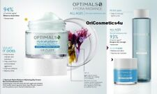 Oriflame Optimals Hydrating Day, Night Cream & Toner for Normal/Combination Skin