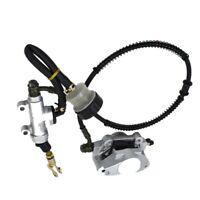 Hydraulic Rear Disc Brake Caliper System Pads for Quad Dirt Bike ATV 150Cc U4O7