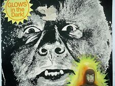 K172216 WOLFMAN MOC GLOWS IN DARK REMCO MINT ON SEALED CARD 1980 UNIVERSAL