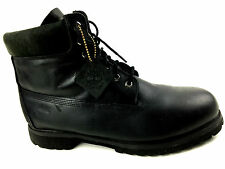 Timberland 6 inch Premium Waterproof Black Mens Boot Sz 13 USA.
