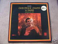 LP GHEORGHE ZAMFIR - A PARIS / excellent état