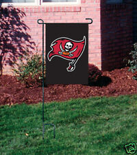 NEW Tampa Bay Buccaneers Embroidered Garden Window FLAG