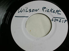 SP TEST PRESSING WILSON PICKETT Don't leT the green...1971 ATLANTIC 650218