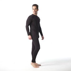 Jasmine Silk Men's Modal Thermal Long Johns