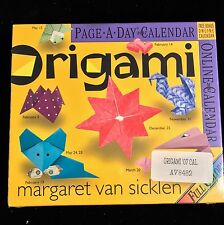 ORIGAMI Page A Day Calendar 2007 The Joy of Folding 313 Pages! Japanese Art
