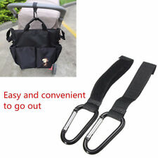 Bag Carabiner Clips Buggy Clip Pushchair Stroller Hook Baby Car Carriage Hook