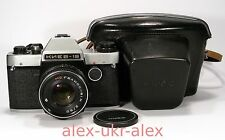 Russian Kiev-19 with MC Helios-81H 2/50 lens SLR film camera.Excellent