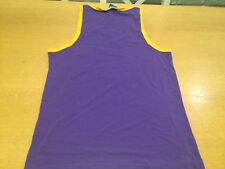 Adidas Lakers JACKE SHIRT TRIKOT JERSY CAMISETA MAGLIA size XL