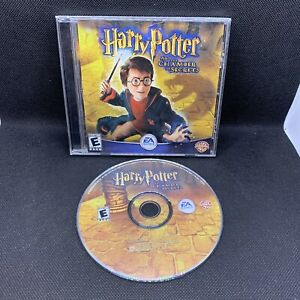 Harry Potter and the Chamber of Secrets (PC, 2002) with CD-Key Please Read
