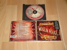 MOUILIN ROUGE FROM BAZ LUHRMANN'S FILM MUSIC CD SOUNDTRACK