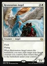 1 PLAYED Restoration Angel - White MM17 Modern Masters 2017 Mtg Magic Rare 1x x1