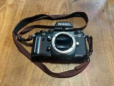 Nikon F3 35mm SLR Film Camera Body Only