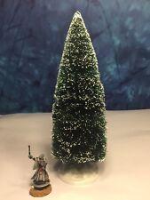 "Winter Fir Tree 9"" Warhammer 40k Warmachine War Game D&D Rpg Terrain Scenery"