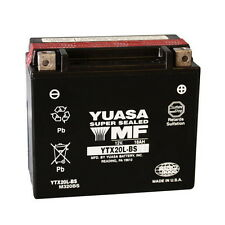 BATTERIA ORIGINALE YUASA YTX20L-BS HARLEY DAVIDSON XLR Sportster 883 2002-2003