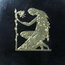vivido e di grande stile Più votati scarpe casual miniature oro in vendita - Arte e antiquariato | eBay