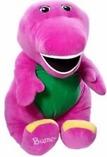 """Barney Plush Sing I LOVE YOU Jumbo 26"""" 19 Phrases Fisher-Price BRAND NEW w/ TAGS"""